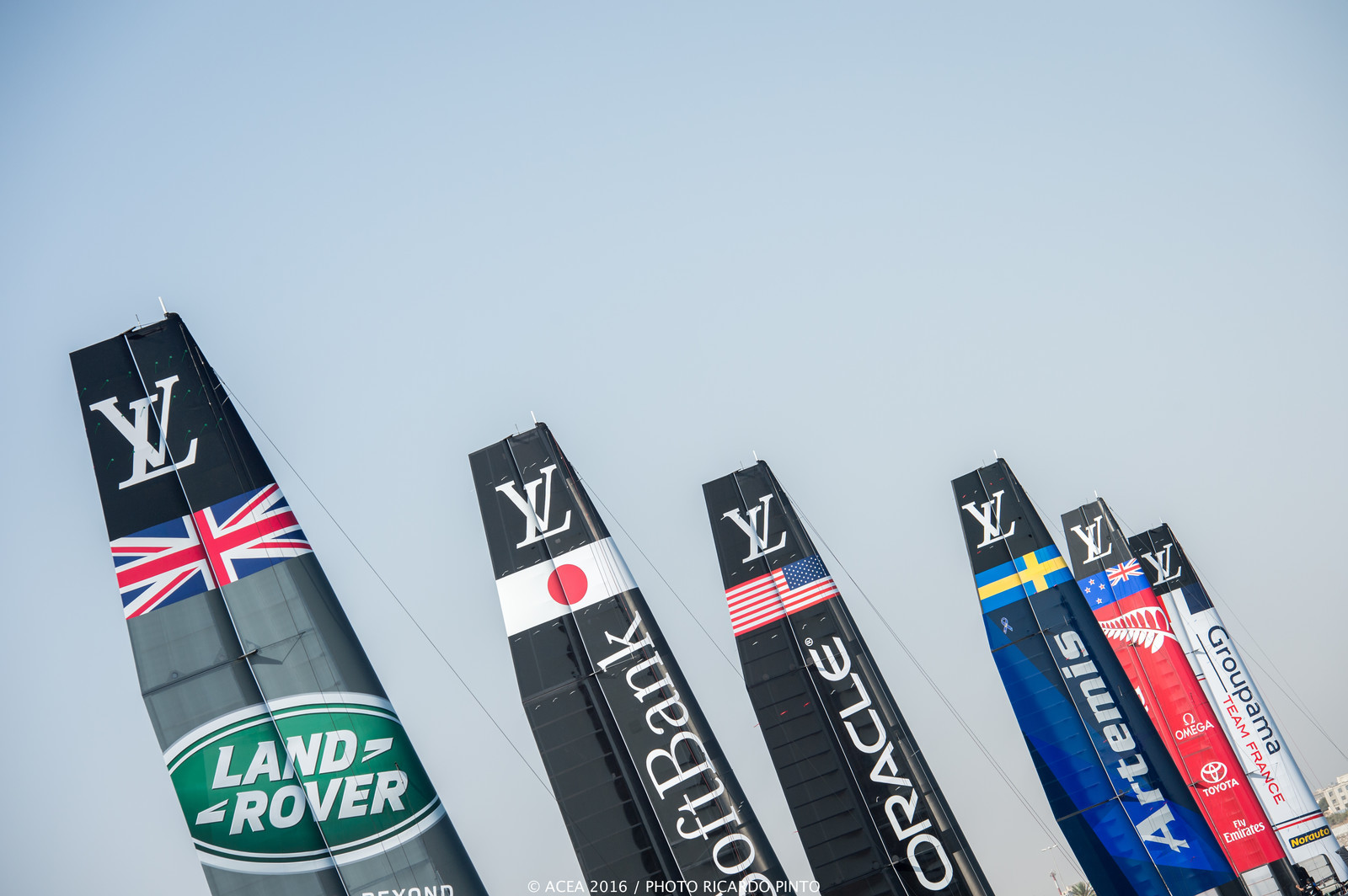 Muscat (OMN) - 35th America's Cup Bermuda 2017 - Louis Vuitton America's Cup World Series Oman - Practice Day